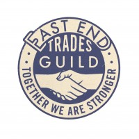 LOGO East London trades guild roundle