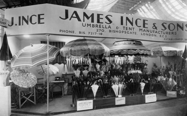 James Ince umbrella Stands