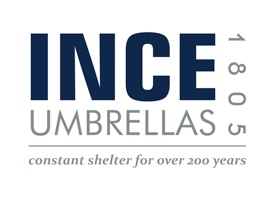 logo Ince Umbrella caps