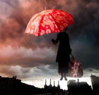 Bennison Mary Poppins