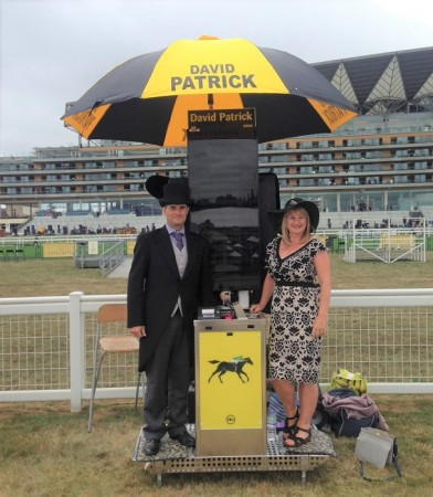 Mush Nick Daisley David Patrick Royal Ascot 2018Jun